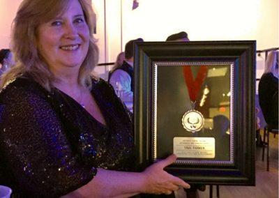 Tina award (Lafayette)